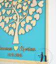 guestbook-nunta-copac-inimioare-tip-tablou-turcoaz-3