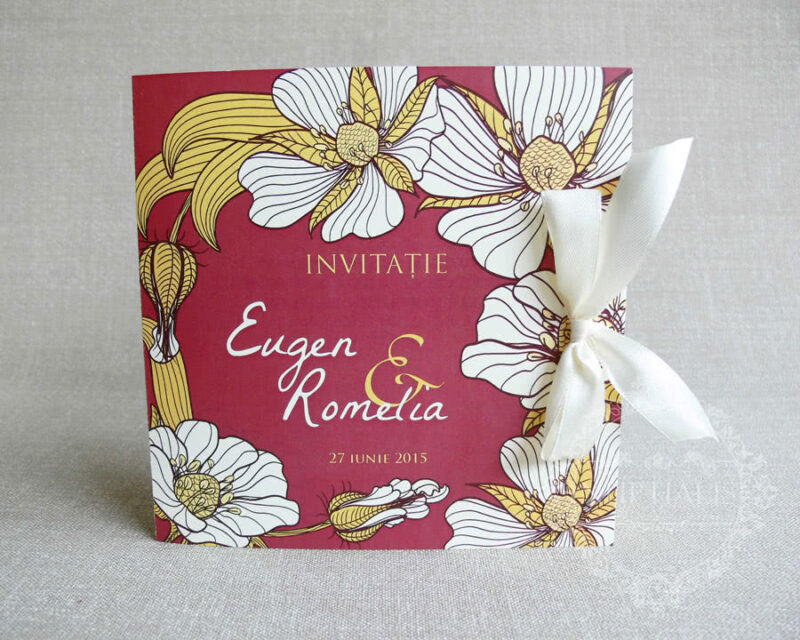 invitatii-nunta-in-cutie-cu-flori-si-fundita-irene-bordeaux-01