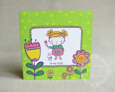 invitatii-botez-fete-cu-flori-si-iepuras-blossom-verde-01-b