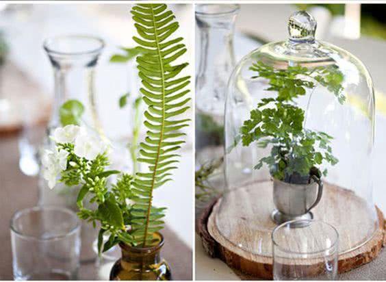 decor-nunta-botanic-greenery