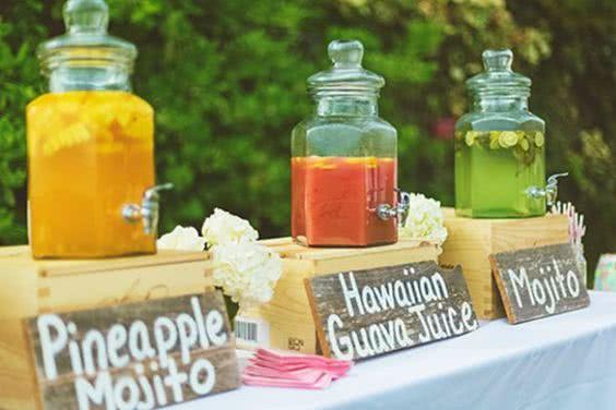 altfel de cocktail bar nunta de vara